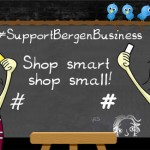 What is #SupportBergenBusiness?